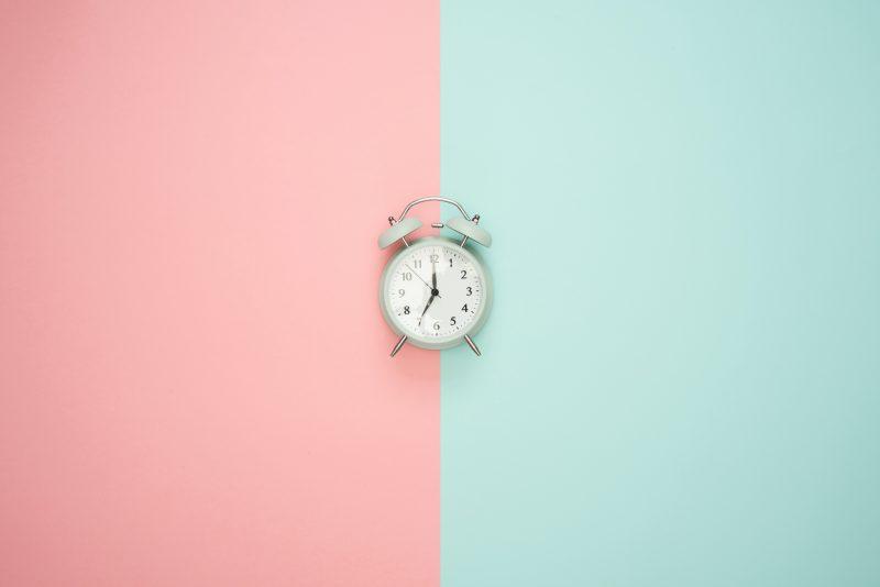 Define horarios