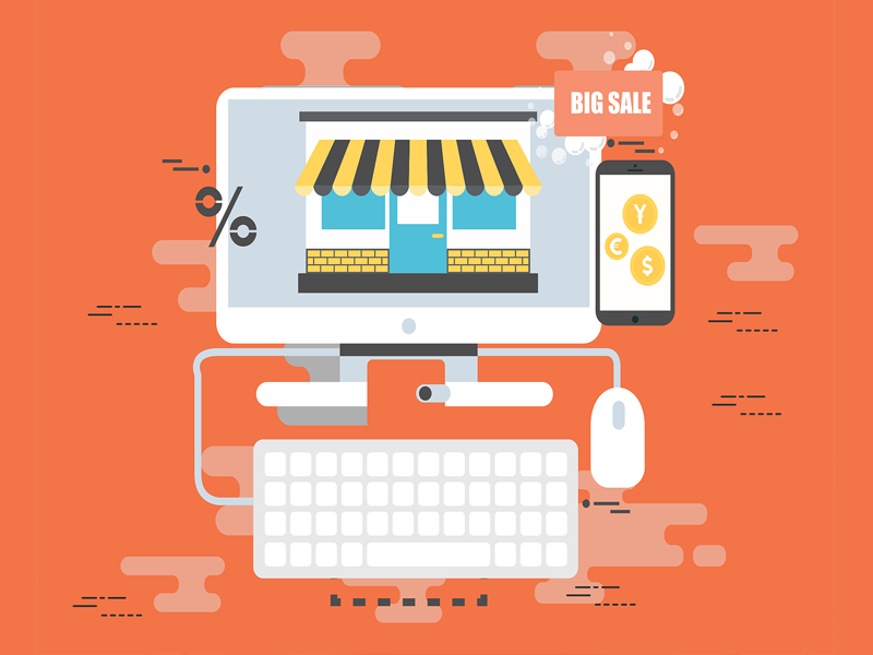 build your own e-commerce