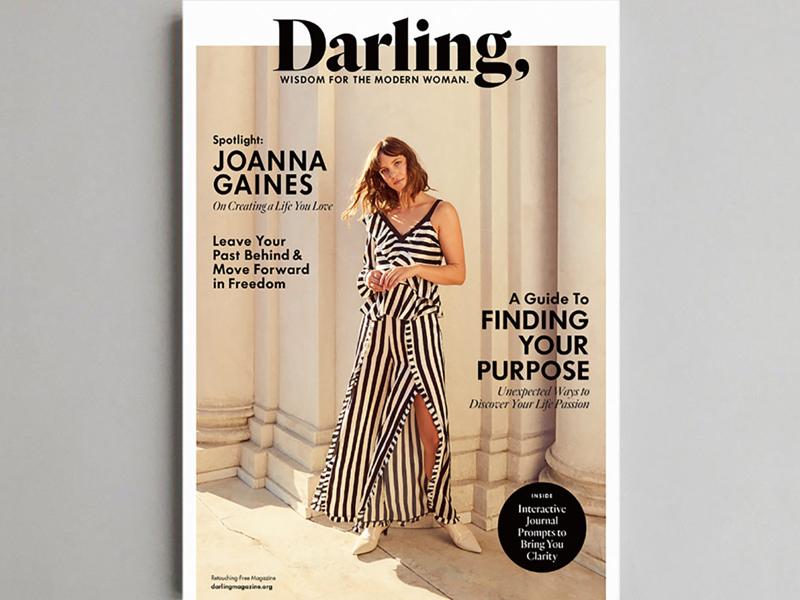 darling magazine storytelling