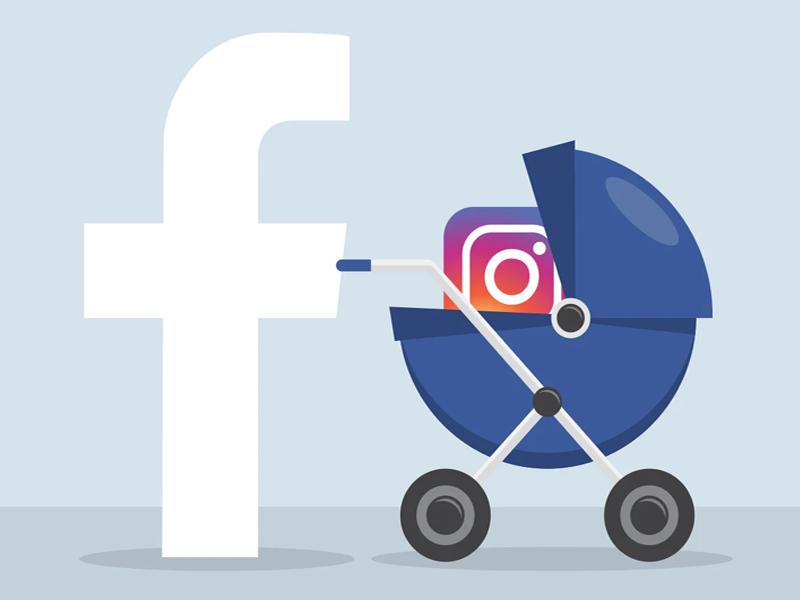 instagram facebook integración