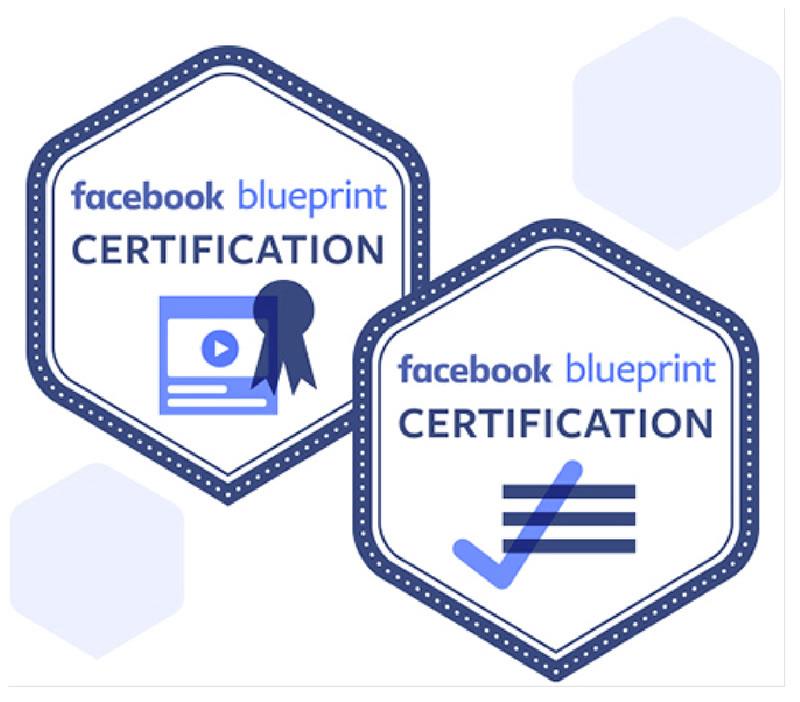 Certificados de Facebook Blueprint