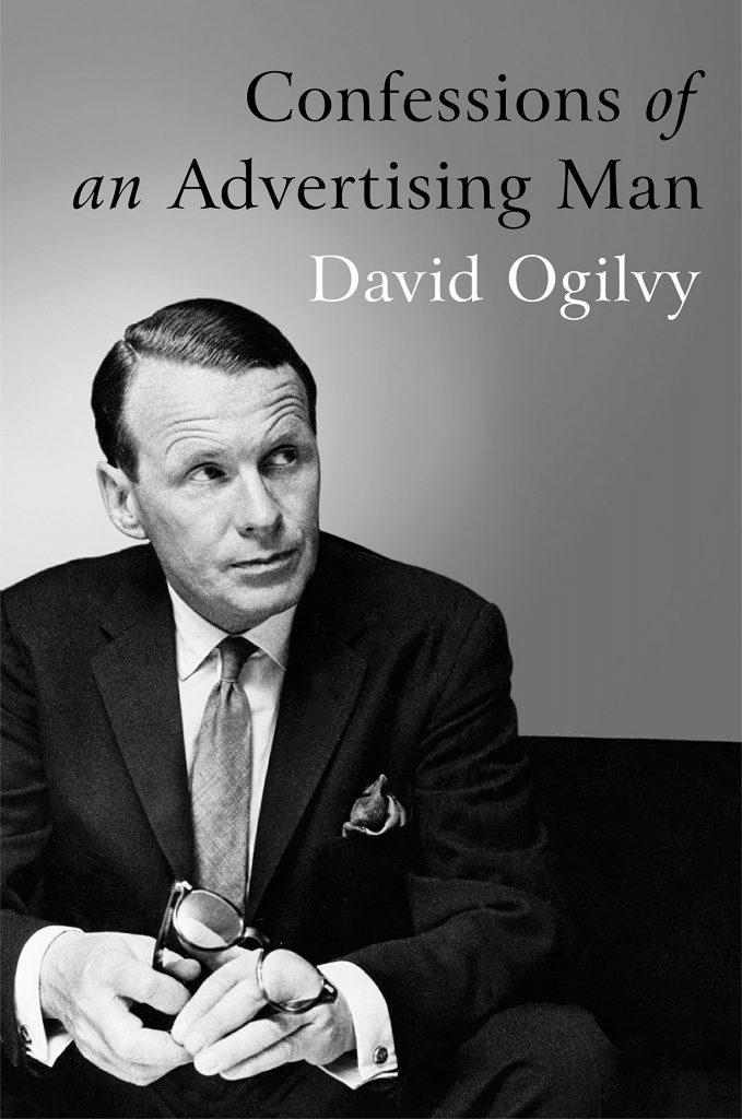 Confessions of An Advertising Man de David Ogilvy libros de copywriting en español
