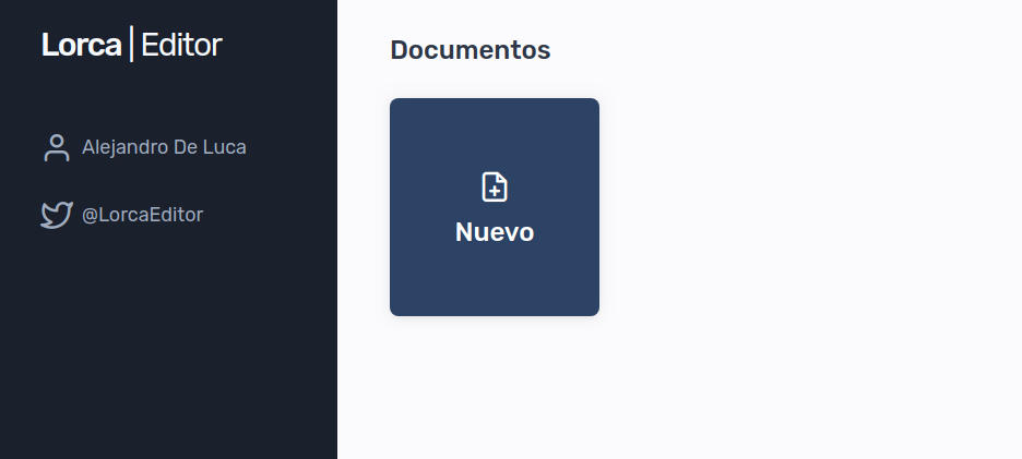 lorca editor herramienta para copywriters