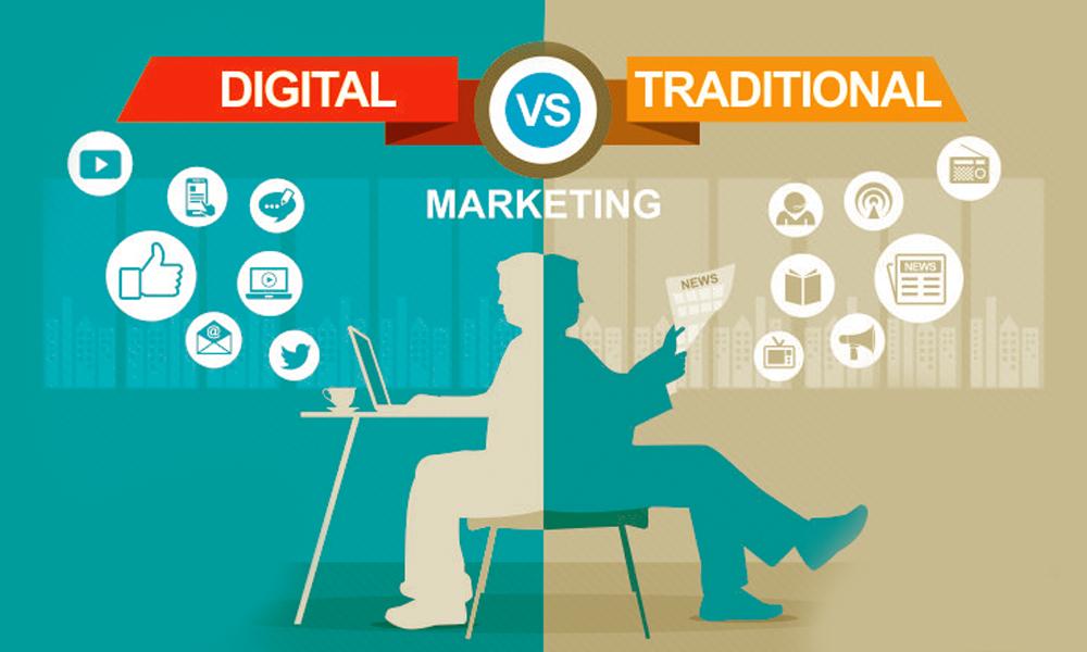 publicidad tradicional publicidad digital