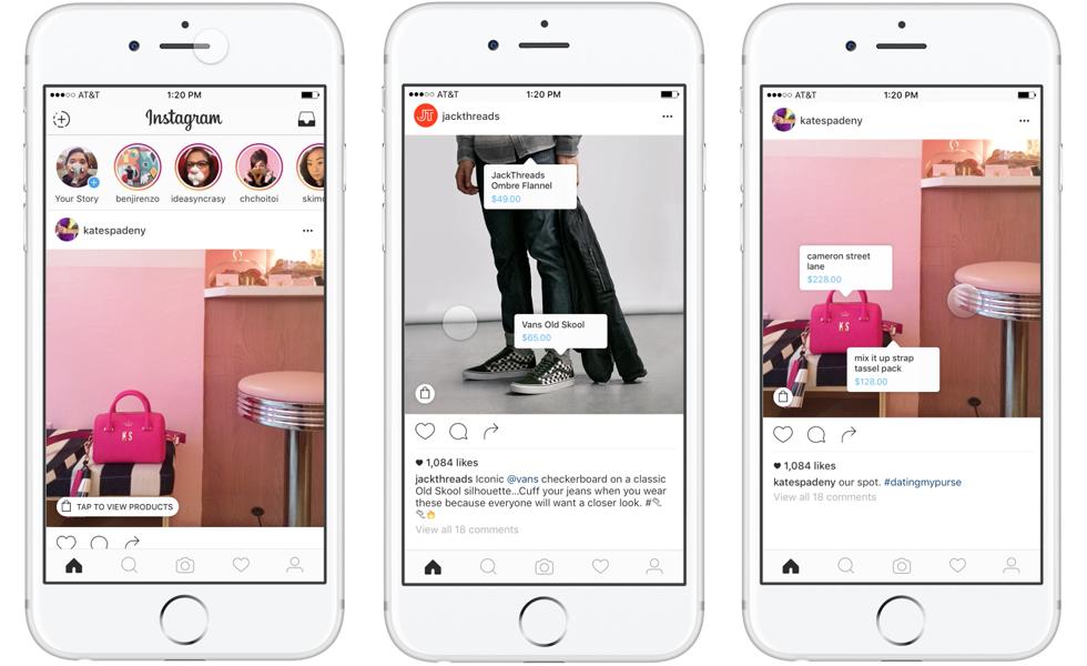 posts de compra instagram shop tendencias de contenido en mkt digital 2021