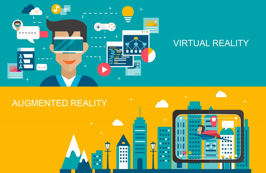 realidad virtual realidad aumentada tendencias de marketing digital 2021