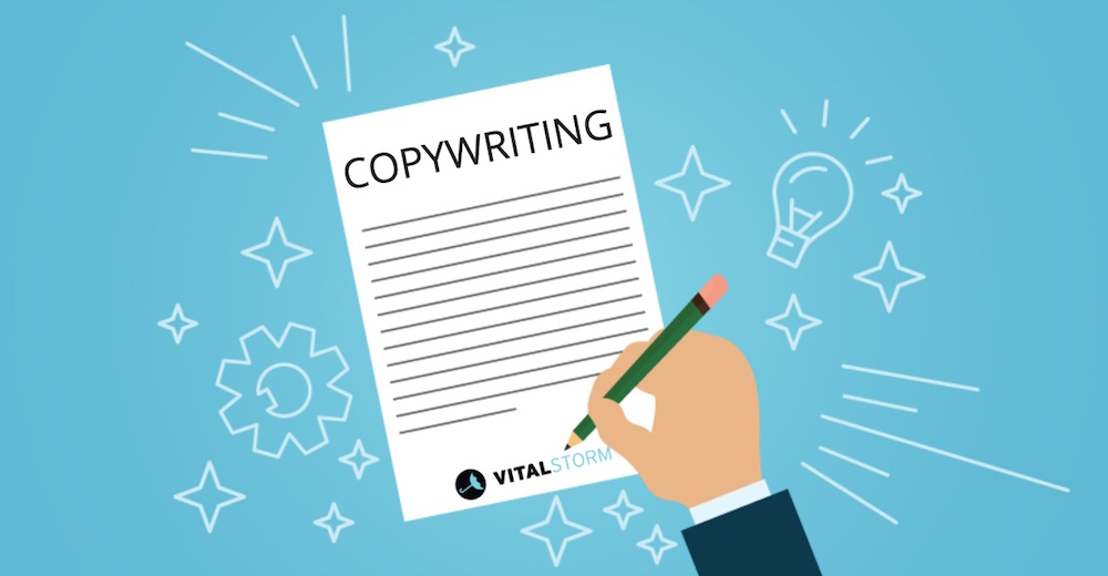 copywriter landing