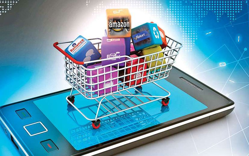 E-Commerce poceso de compra