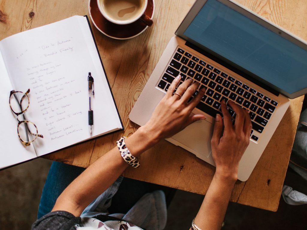 escribir coy para landing pages