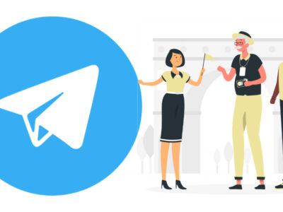 Telegram para empresas