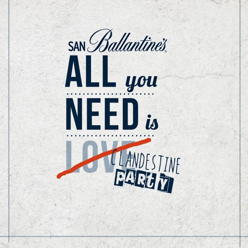 San Valentin campañas creativas