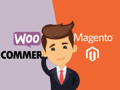 Magento y Woocommerce