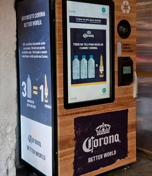 publicidad creativa corona