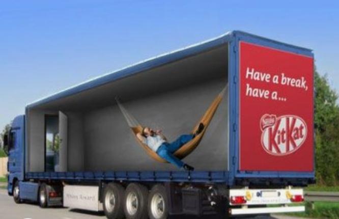 publicidad creativa kikat