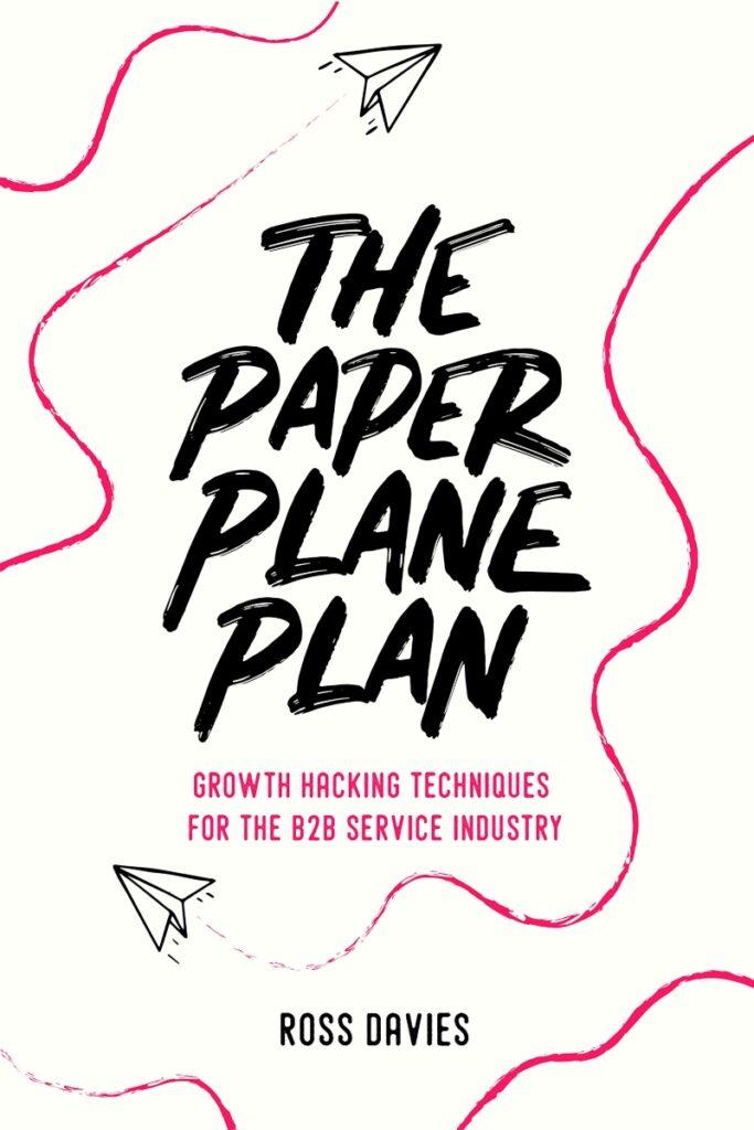 The paper plane plan