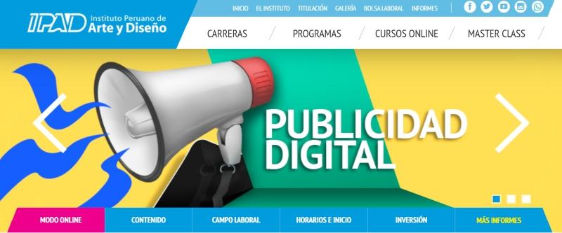 curso publicidad digital ipad