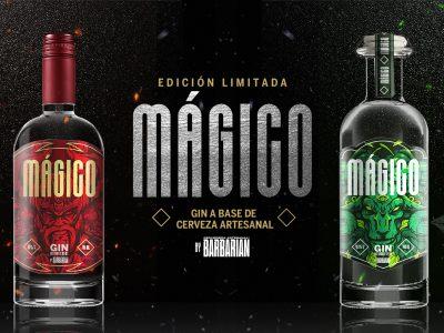 Magico Gin de Barbarian