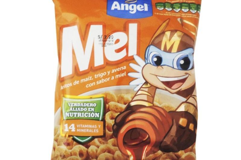 cereales angel publiciad engañosa