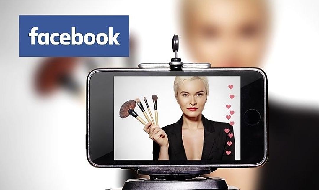 facebook live shopping