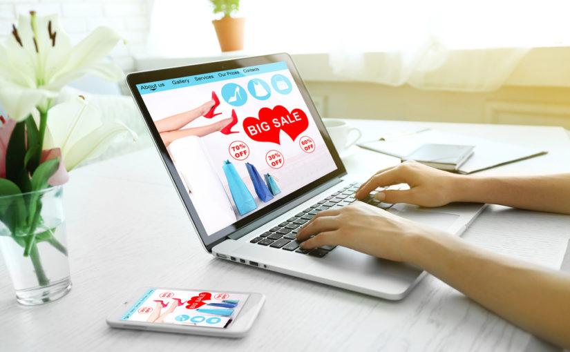 promocion de productos online